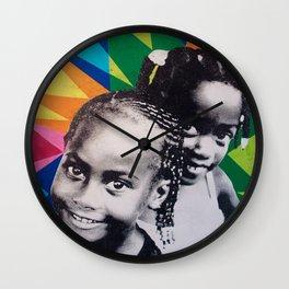 Gials Wall Clock