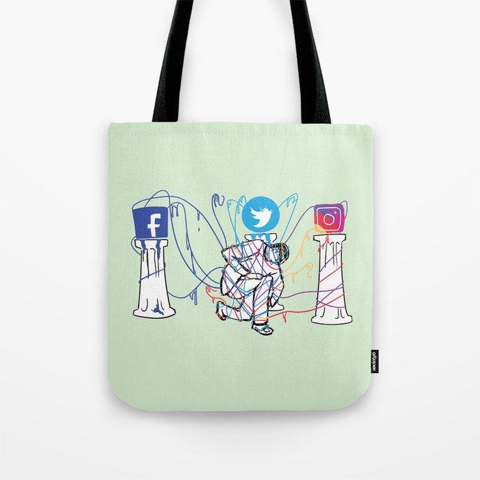 Idle Idols Tote Bag