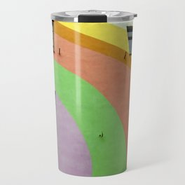 Tirana Bright City Travel Mug
