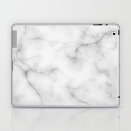 Real Marble Laptop & iPad Skin