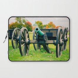 Cannon at Rest Antietam National Battlefield Maryland Laptop Sleeve