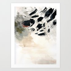 Light Notes Art Print
