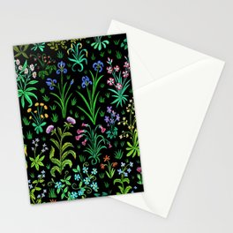 Medieval Spring Stationery Cards