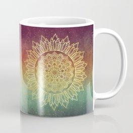 Nature's Mandala Coffee Mug