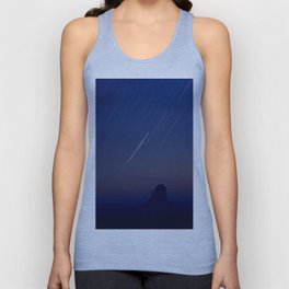 Monument Valley Star Trails Unisex Tank Top