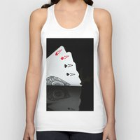 ace Tank Tops featuring ACE!!!! by Brian Raggatt