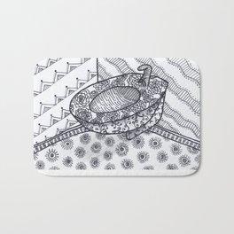Bombay for Wash Bath Mat