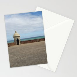 View from the Fort - Old San Juan, Puerto Rico Stationery Cards