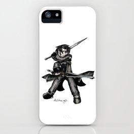 Cutie Kirito iPhone Case