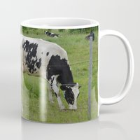 wisconsin Mugs featuring Wisconsin Life by Teresa Young