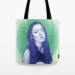 At the moss garden Tote Bag