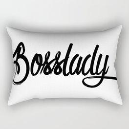 Bosslady Rectangular Pillow