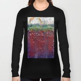 Colors of the Season (christmas abstract) Long Sleeve T-shirt
