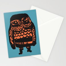 Little Seal (blue) Stationery Cards