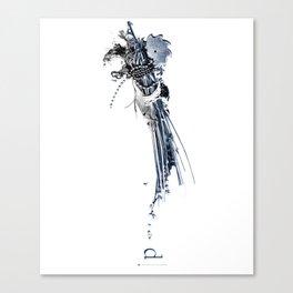 w/s | d Canvas Print