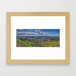 Cunha Framed Art Print