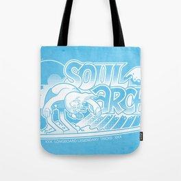 Soul arch Tote Bag