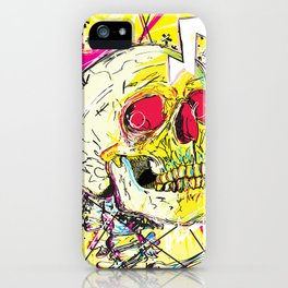 Ain't No Grave iPhone Case