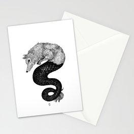 Loup de mer Stationery Cards