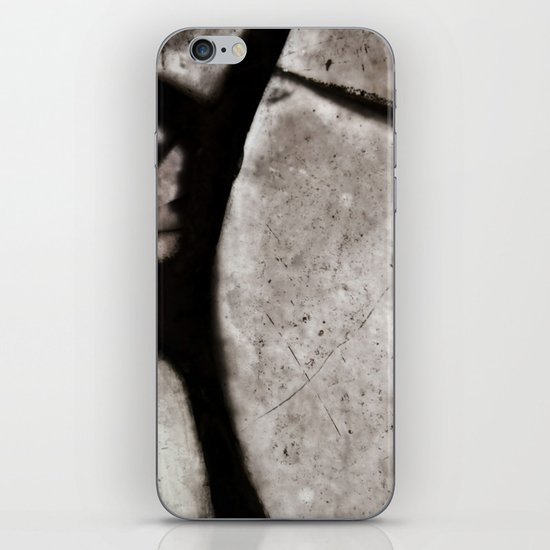 glass abstract 4 iPhone & iPod Skin
