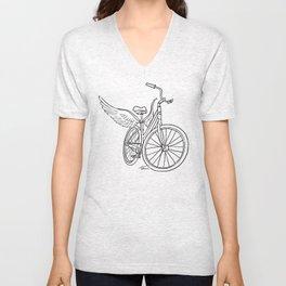 Dream Bike Unisex V-Neck