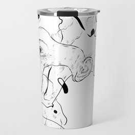 "Lets just say ""it's complicated"" Travel Mug"