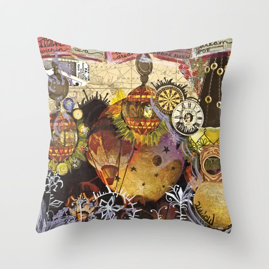 Within A Dream Throw Pillow