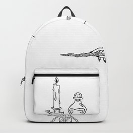 Witch Halloween Themed Design Backpack
