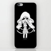 vampire iPhone & iPod Skins featuring ▴ vampire ▴ by PIXIE ❤︎ PUNK