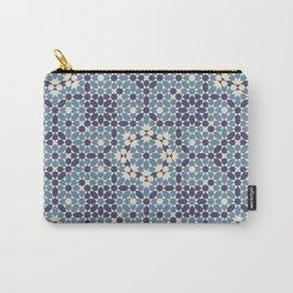 Moorish Desert Blues Carry-All Pouch