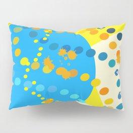Splatters & such Pillow Sham