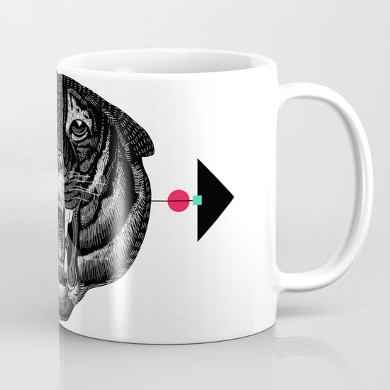 Roar My *--Tiger--* Mug