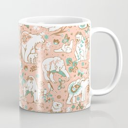 Bear with me | Rosé Coffee Mug