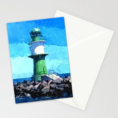 wmd mole. Stationery Cards