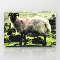 irish iPad Cases featuring Irish fellow by clairelise.d