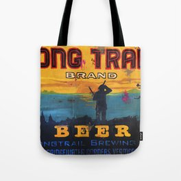 Vermont Brewers Series Long Trail Tote Bag