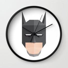 Knight of the Dark Wall Clock