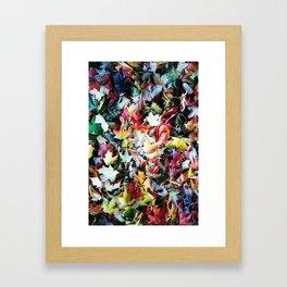 Fallin' Framed Art Print