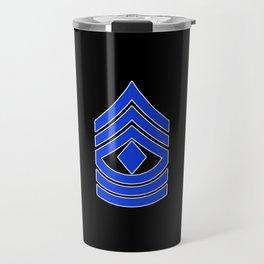 1st Sergeant (Police) Travel Mug