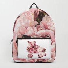 Roller Derby & Roses Backpack