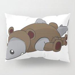 Sharkbear Pillow Sham