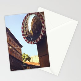 Reflected City Stationery Cards