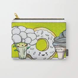 Happy Food Carry-All Pouch
