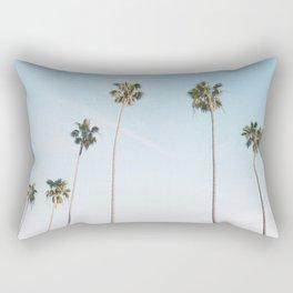 Beach Palms Rectangular Pillow
