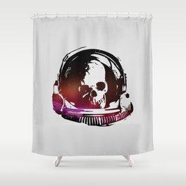 Asthenia Shower Curtain