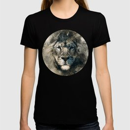 LION CAMOUFLAGE T-shirt