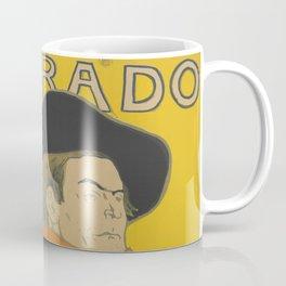 """Henri de Toulouse-Lautrec """"Eldorado: Aristide Bruant"""" Coffee Mug"""