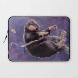 Niffler (Fantastic Beasts FANART) Laptop Sleeve