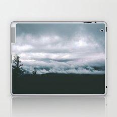 Forest Fog VII Laptop & iPad Skin
