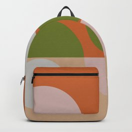 Geometric Shapes #fallwinter #colortrend #decor Backpack